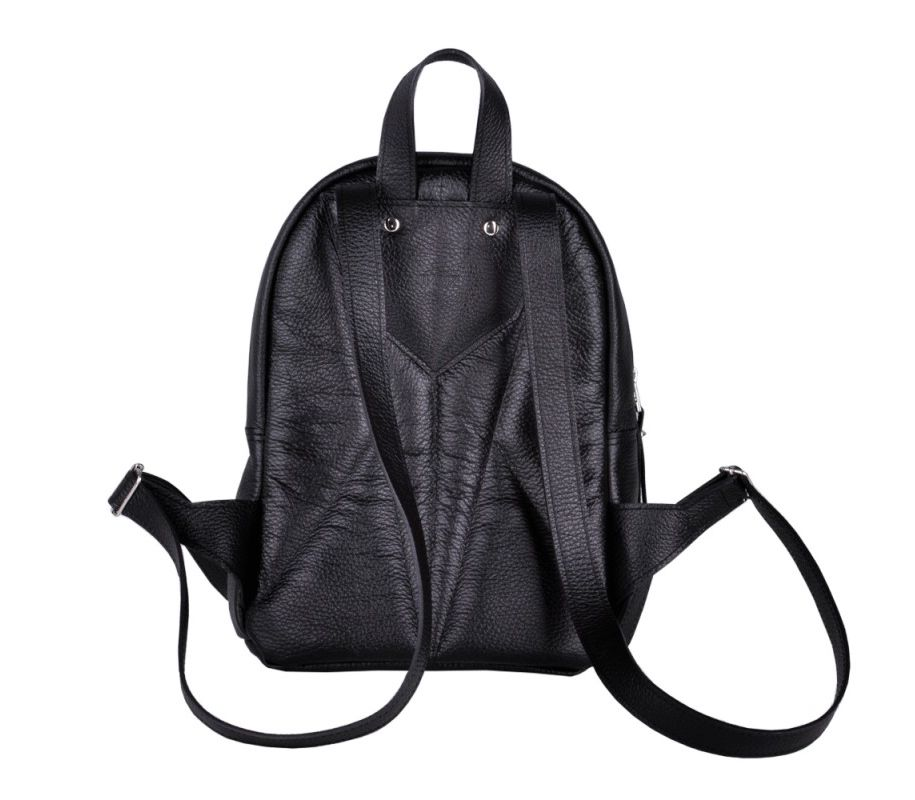 88190681fd2d Рюкзак кожаный jizuz pilot s (sakura) черный ps312511bs - купить в ...