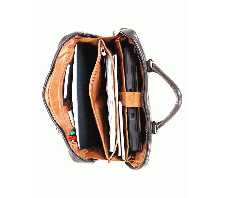 30a7d49d9e42 Портфель кожаный katana коричневый k69257-2 - купить в Украине, цены ...